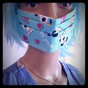 Protective Facemask- Woofy (NWOT)
